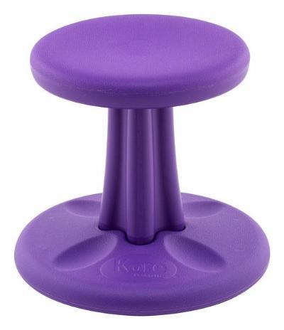 "Purple Kore Pre-School Wobble Chair 12"" Fitneff Canada"