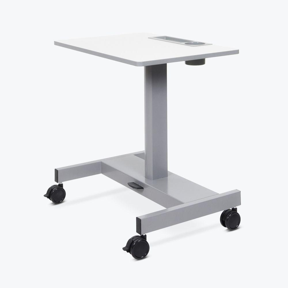 Luxor height-adjustable mobile student standing desk Fitneff Canada