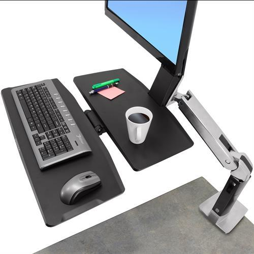 Ergotron WorkFit-A Sit-Stand Desktop Workstations. Fitneff Canada