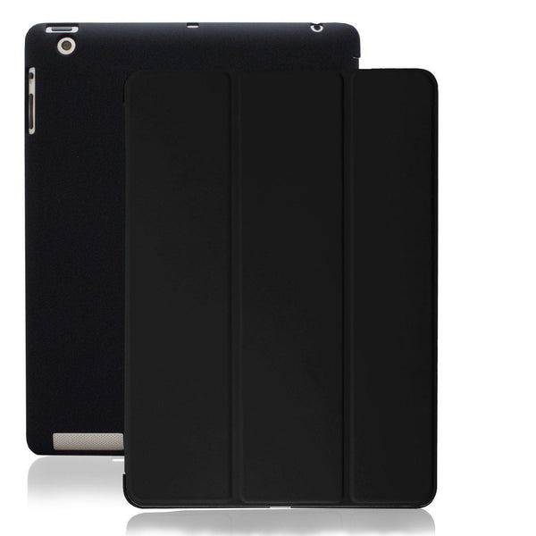 Dual Protective Case For iPad 2nd 3rd & 4th Generation - Black