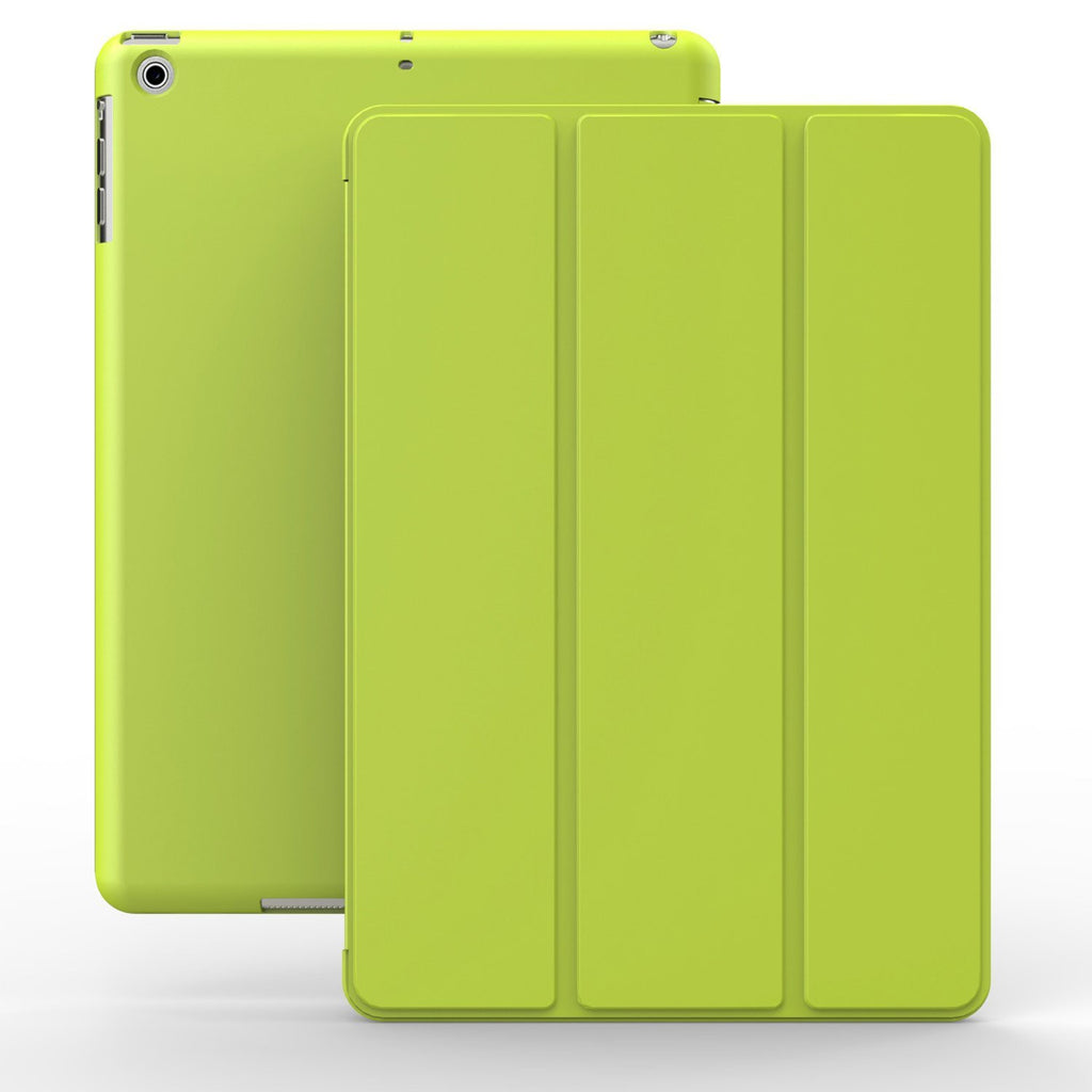 Dual Protective Case For iPad 2nd 3rd & 4th Generation - Green