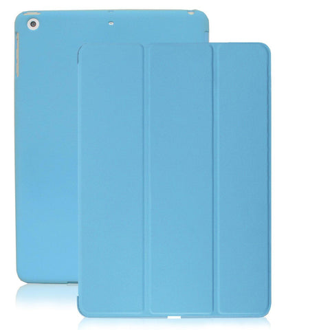 Dual Case Cover For Apple iPad Air - Light Blue