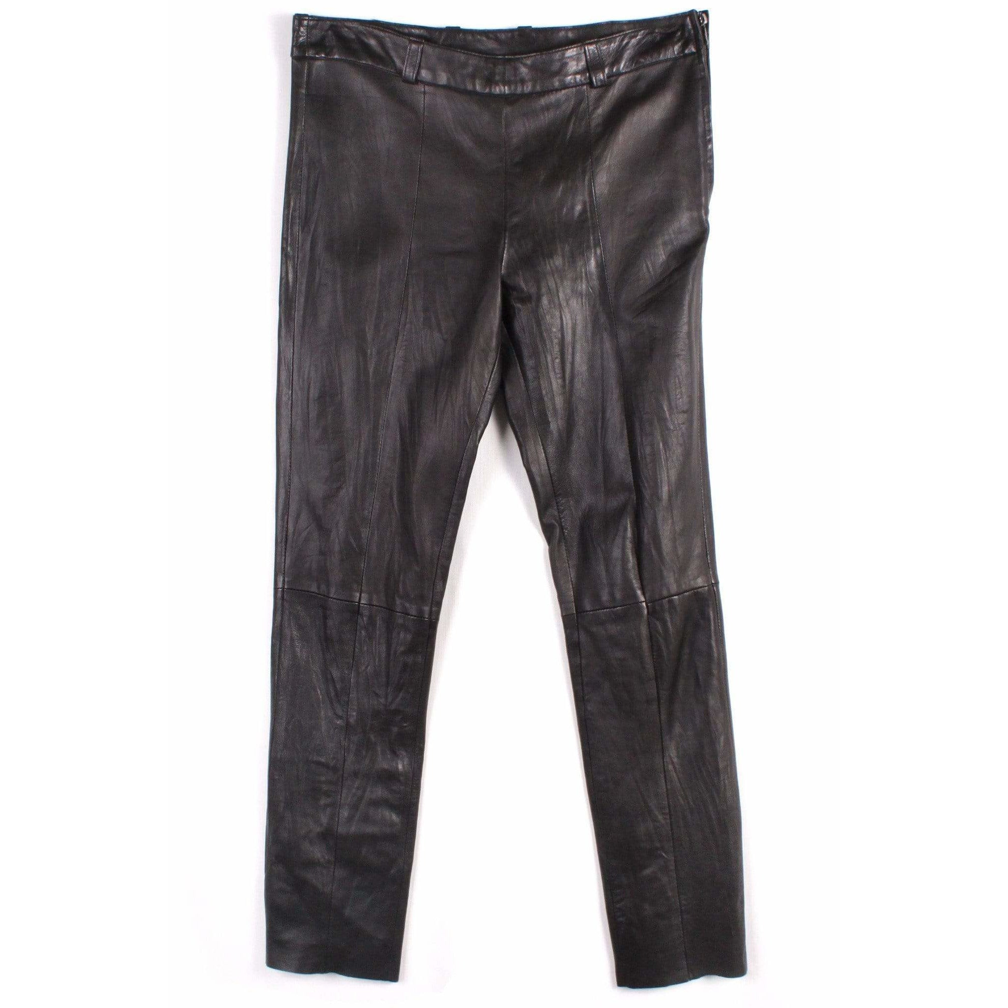 Minéral Womens Pants Leather Pant