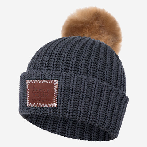 3df88d24099 Pom Beanies | Beanie Pom Hats (Faux Fur & More) | Love Your Melon