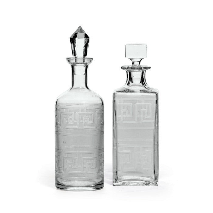 Moriches Decanters - Set of 2