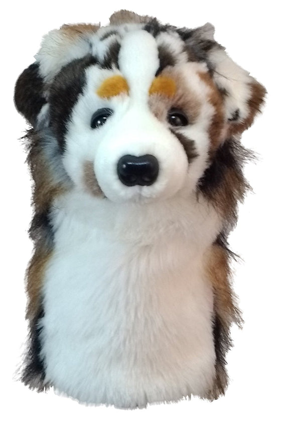 Australian Shepherd Golf Head Cover - Golf Gifts - Premier Home & Gifts