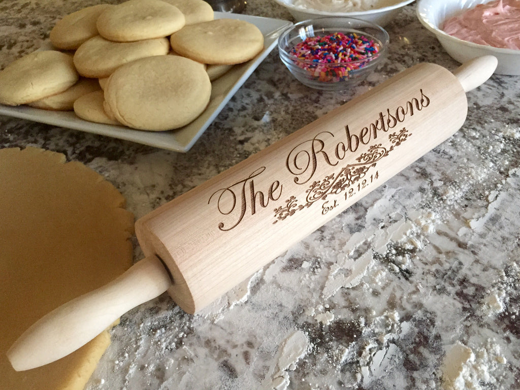Robertson Style Rolling Pin