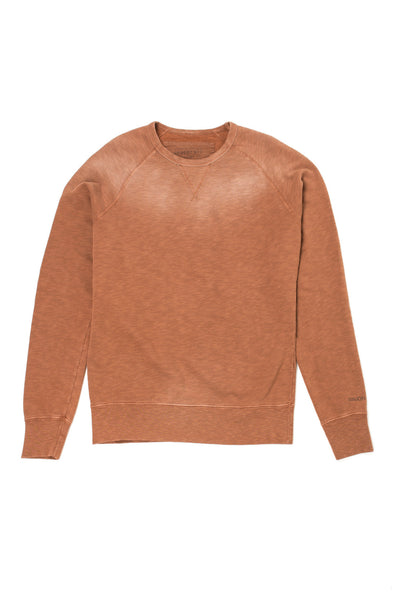 Essential Roundneck Sweat - FMB862 Used Rusty