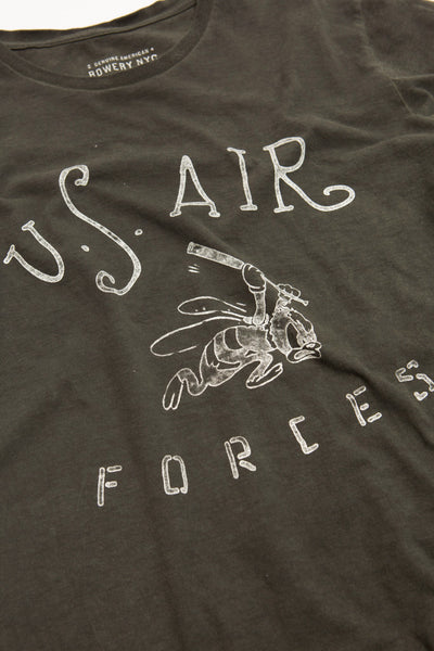 Bowery Us Air Forces Tee - TMA107
