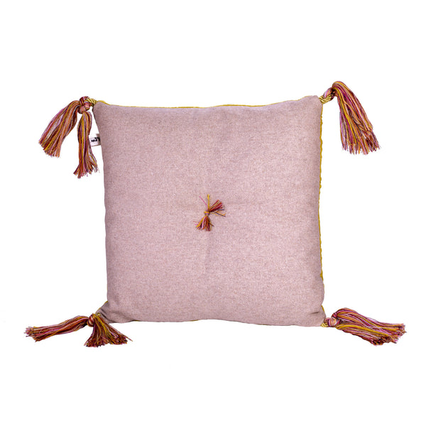 Harem Cushion in Gold