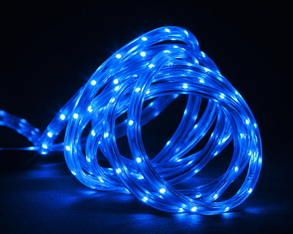 10' Blue LED Indoor/Outdoor Christmas Linear Tape Lighting