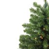 3' Pre-Lit LED Natural Two-Tone Pine Artificial Christmas Tree -Clear Lights