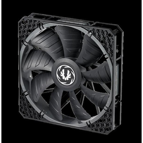 BitFenix Spectre Pro140x140x25mm 12 Volt Fan - Black BFF-SPRO-14025KK-RP - Coolerguys