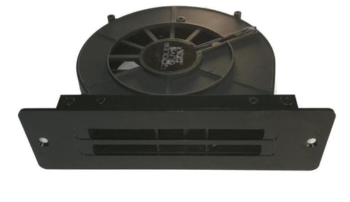 Coolerguys USB Powered Blower Fan with Exhaust Vent Bracket / Optional Thermostat - Coolerguys