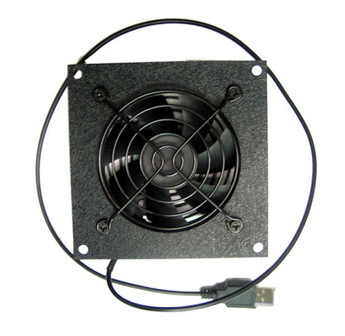 Cabcool 901U single 92mm USB Powered Cabinet Cooling Kit - Coolerguys