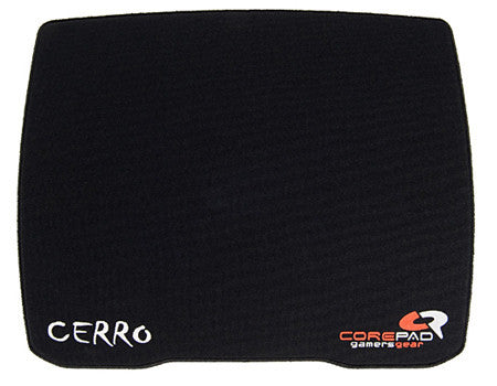 Corepad Cerro Waterproof cloth gaming mouse pad Medium # CP10001 - Coolerguys