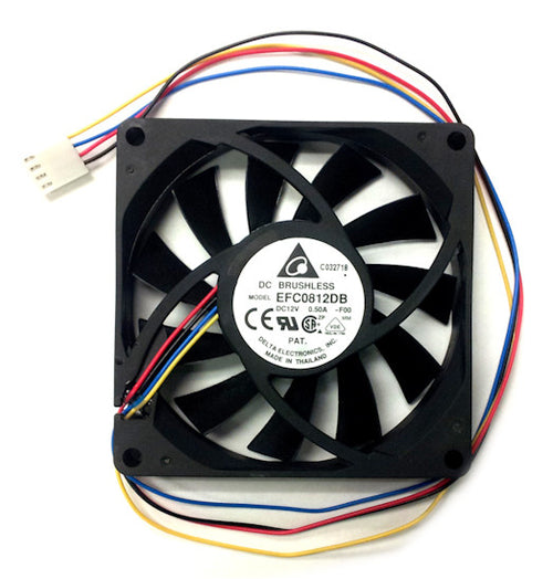 Delta 80x15mm High Speed PWM Fan #EFC0812DB