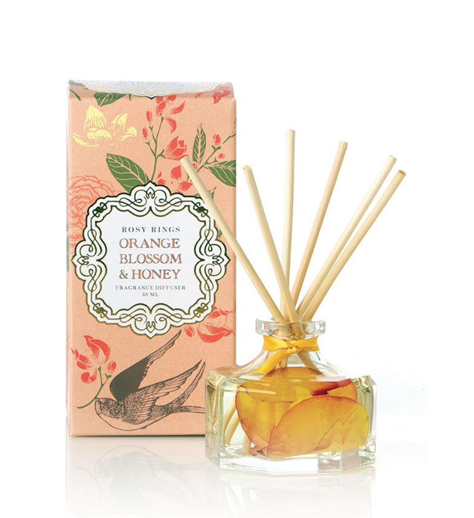 Orange Blossom & Honey Petite Diffuser