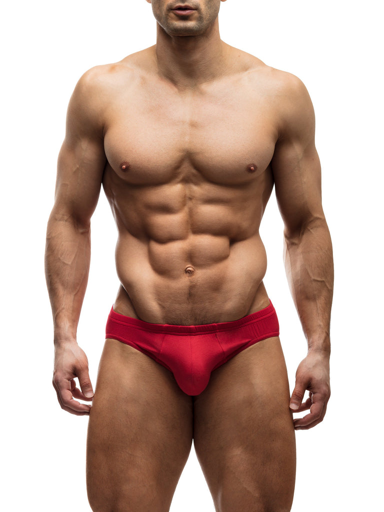 Red Bikini Brief