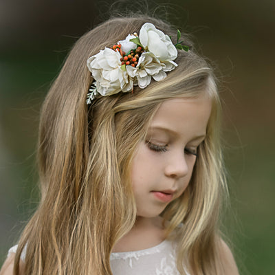 Style 58 Pocket Full of Posies Nylon Headband