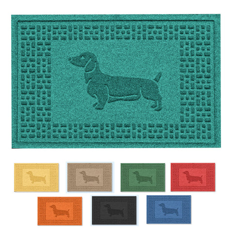 Dachshund Doormats - Colorful and Super Durable
