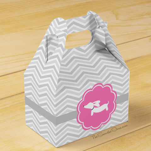Dachshund Baby Shower Gift Boxs, The Smoothe Store