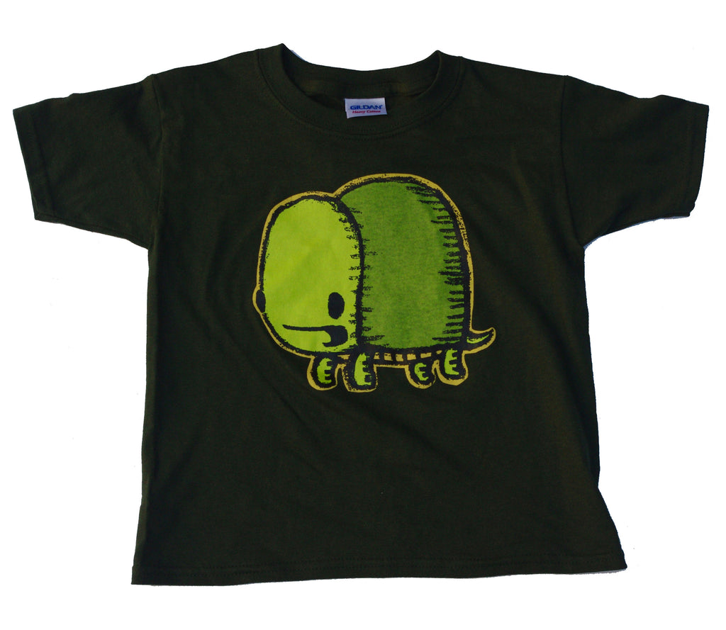 turtle youth t-shirt