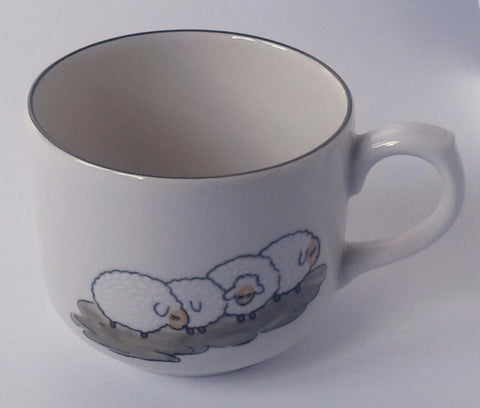 Zeller Shepherd & Sheep Breakfast Cup 50cl