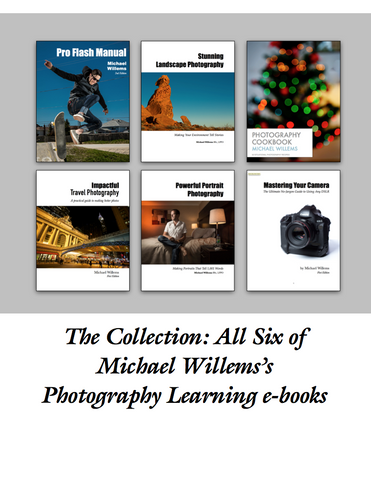 SPECIAL—The Collection: All Seven Michael Willems e-books.