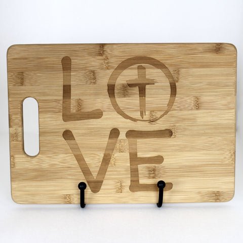 Cutting Board LOVE