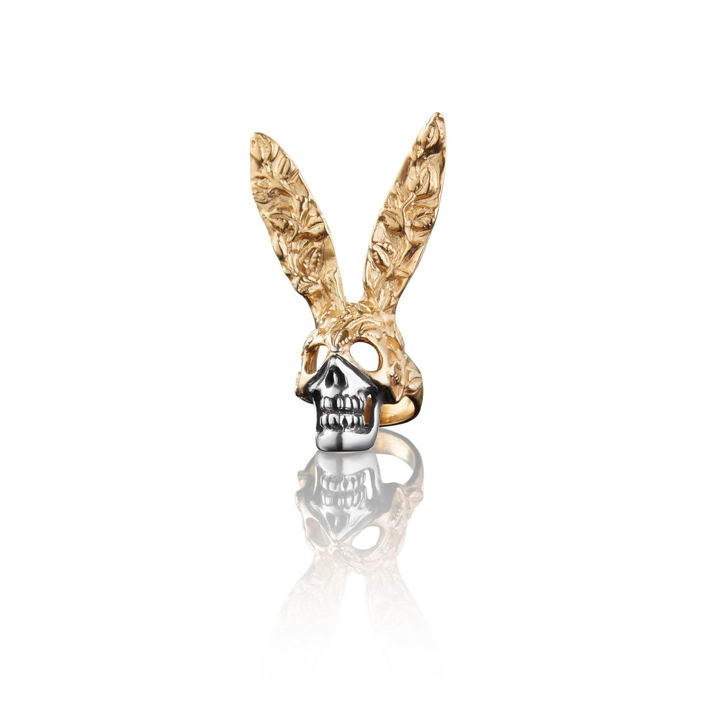 Poison Ivy Bad Bunny Ring