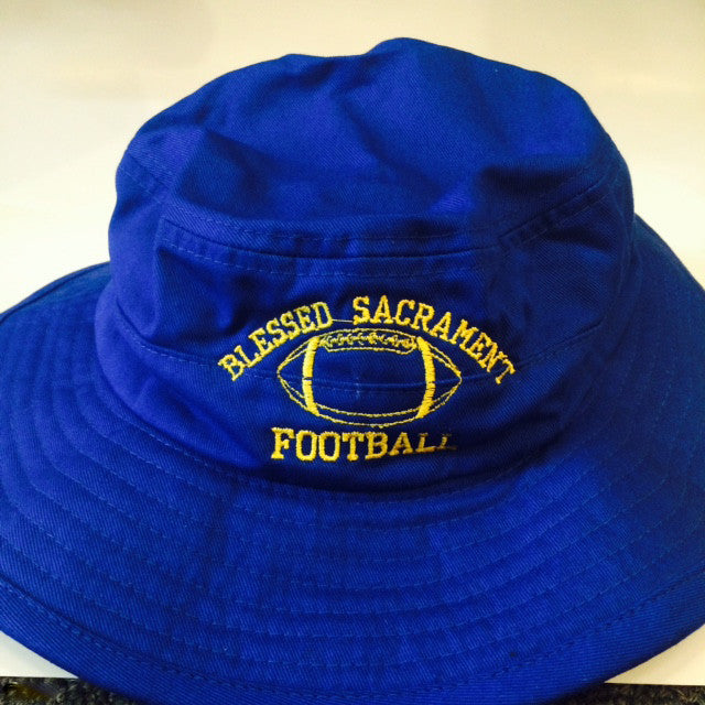 Blessed Sacrament Football Bucket Hat