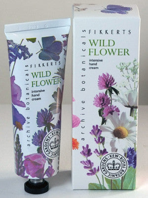 Fikkerts Wild Flower Hand Intensive Cream (75ml)