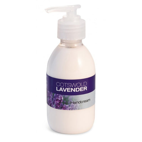 Cotswold Lavender Hand Cream Pump (200ml)