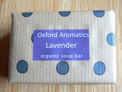 Oxford Aromatics Organic Lavender Soap