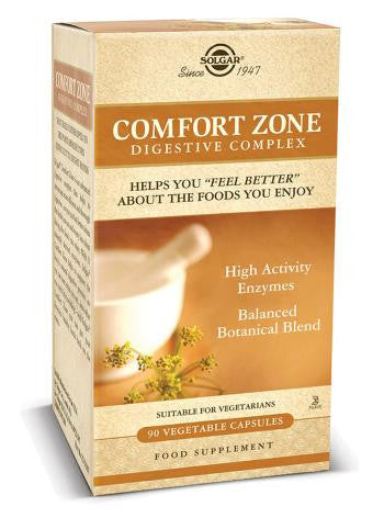 Comfort Zone Digestive Complex 90 Vegetable Capsules