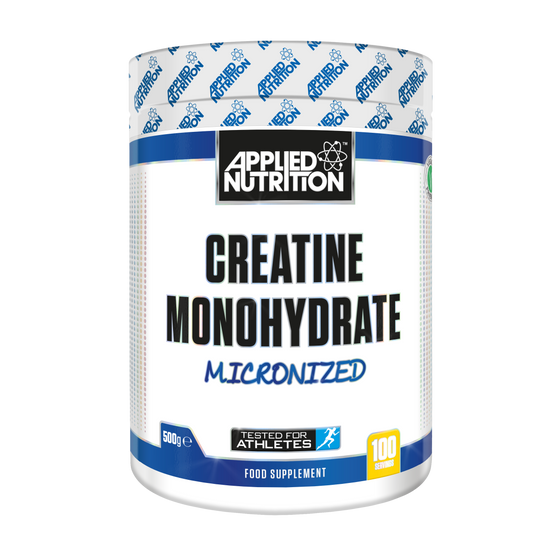 Applied Nutrition Creatine Monohydrate Micronized - 250g (50 servings)