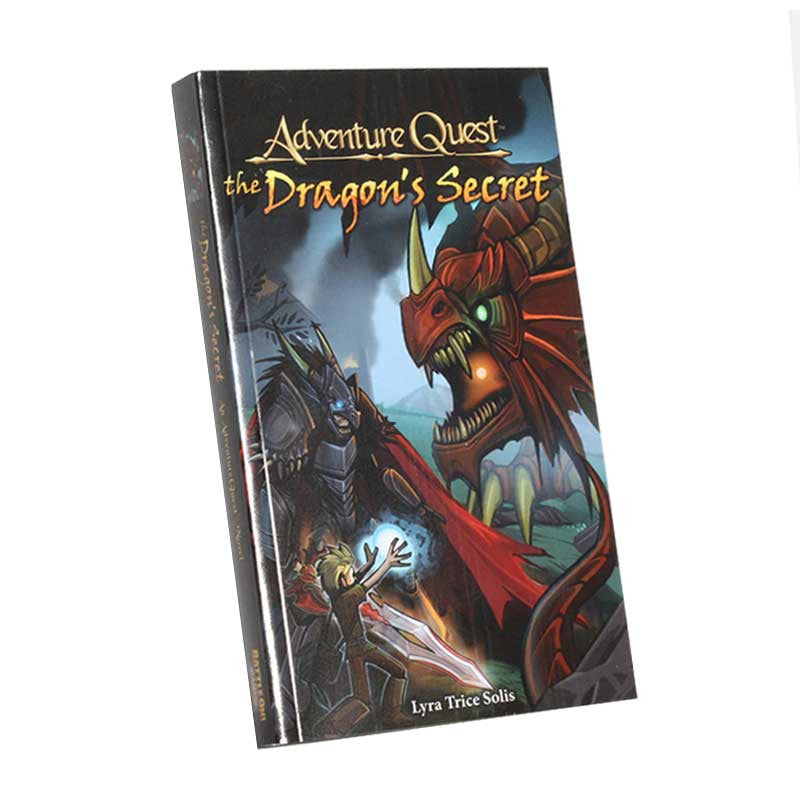The Dragon's Secret - Book