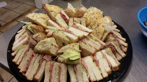 Assorted Sandwich Platters