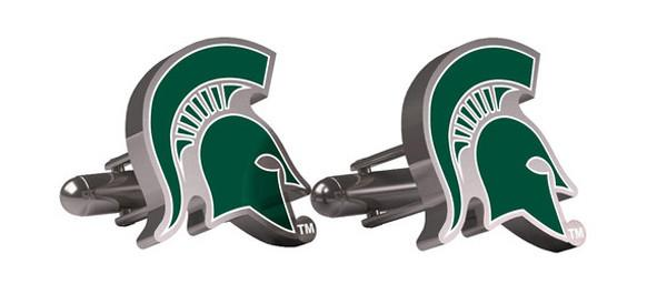 Cufflinks - Michigan State Cufflinks