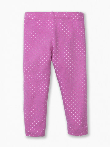 Organic Cotton Leah 3/4 Length Leggings
