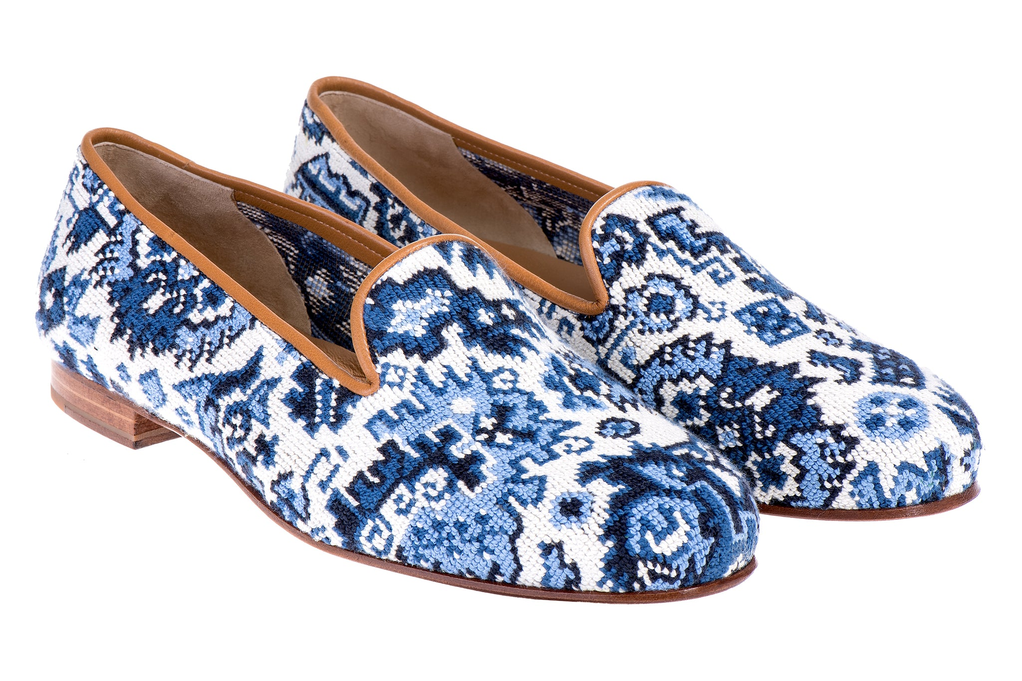 Heriz Lapis Women Slipper