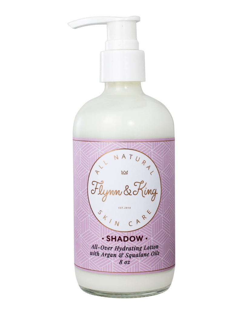 SHADOW - All-Over Hydrating Lotion with Argan & Squalene Oils