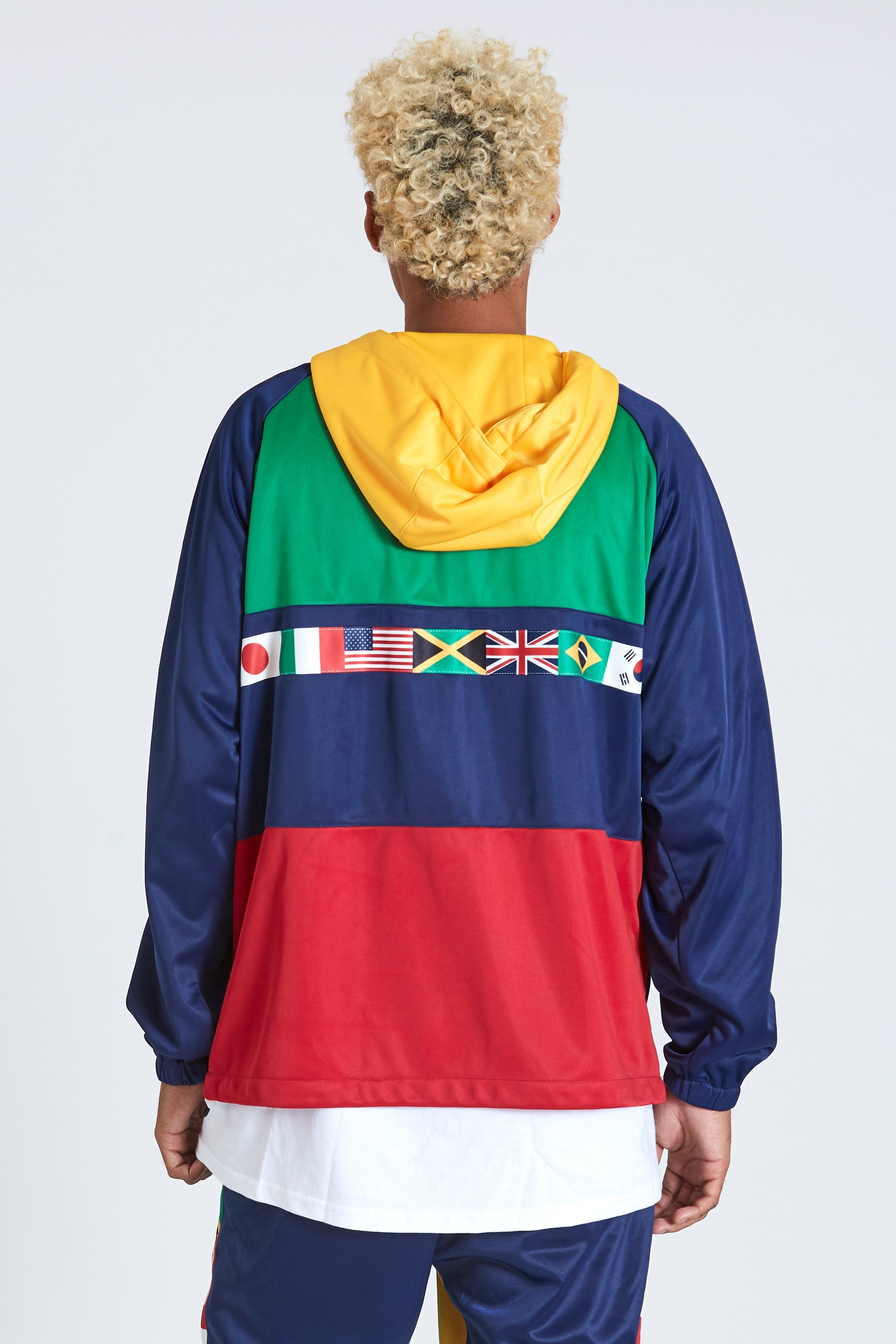 International Track Anorak