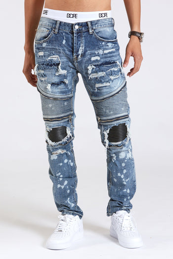 DOPE Walker denim #Blue