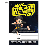 May The 4th Be With You Buddy Pass