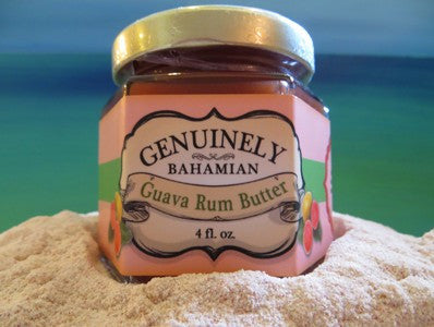 Genuinely Bahamian Guava Butter