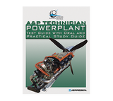 A&P Powerplant Test Guide with Oral & Practical Study Guide