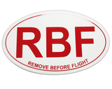 Remove Before Flight Sticker