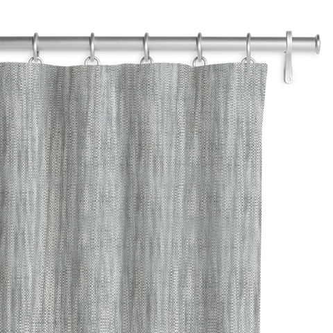 Linen-cotton blend - Slate Panel